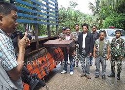 อุทยานทับลานดีเดย์บิน-ลาดตระเวนป้องป่า