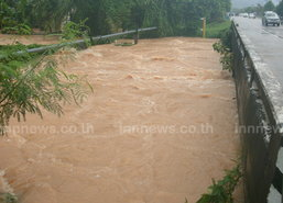 ตรังน้ำท่วม4อำเภอ1,200ครัวเรือนเดือดร้อน