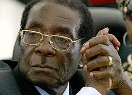 มูกาเบชนะเลือกตั้งนั่งปธน.ซิมบับเวต่อ