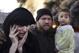 ปาเลสไตน์ตายในกาซ่า1,013คนแต่สันติภาพเริ่มฉายแสง