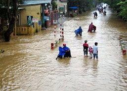 ยอดดับพุ่ง41เหตุอุทกภัยรุนแรงในเวียดนาม