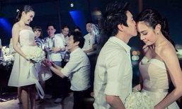 เมย์ พิชญ์นาฏ แต่งงานฟ้าแล่บ!! สวมแหวนกับหนุ่มชื่อ โจ้