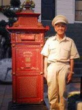 เปิดใจ มิสเตอร์ โปสต์แมน บุรุษไปรษณีย์รุ่นแรก