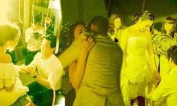 ชอตเด็ด ดาราคุกเข่าขอแฟนแต่งงาน
