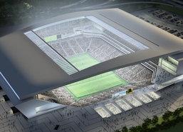 ฟีฟ่ากังวลสนามฟุตบอลโลกบราซิลเสร็จไม่ทัน