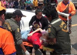 พบศพชายจันทบุรี49ปีคาดเมาร้อนช็อคดับ