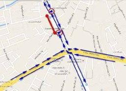 MRTแจ้งปิดจราจรเส้นทางสร้างรถไฟฟ้าบางซื่อ-ท่าพระ