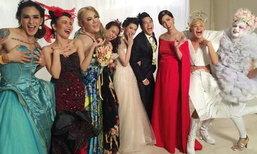 เก็บตกงานแต่งดีเจเจมส์ กับปาร์ตี้สุดแซ่บของเพื่อนในวงการ