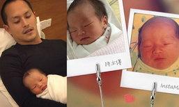 สงกรานต์ โชว์รูปตัวเองเทียบกับลูกสาว เป๊ะมาก!!