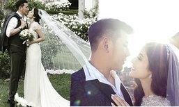 สาดความหวาน พิ้งกี้ ไฮโซเพชร ครบรอบแต่งงาน  1 ปี