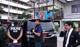 ตร.ล้อมรถหนีภาษี คนขับ-ผู้โดยสารไม่ยอมให้ค้น พบหน้าคล้ายนักร้องดัง