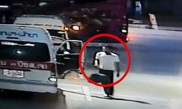 รวบโชเฟอร์รถตู้ฉกกระเป๋าหรู ที่แท้คนชนพ่อตาติ๊ก ชีโร่