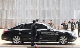 นายกฯ เปลี่ยนใช้รถเบนซ์กันกระสุนคันใหม่ มูลค่า 19.5 ล้านบาท