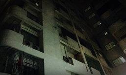 หญิงอินเดียตายอนาถ เพราะคนโดดตึกฆ่าตัวตายร่วงมาทับ