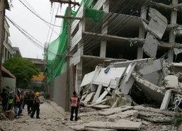 ตึกถล่มซ.สุขุมวิท87 ตายแล้ว3ช่วยติดซากอีก1คน