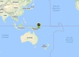 ดินไหวอีกที่หมู่เกาะโซโลมอน6.7ริกเตอร์