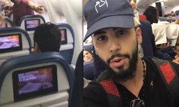 สายการบินดัง เชิญผู้โดยสารลงเพราะพูดภาษาอาราบิก