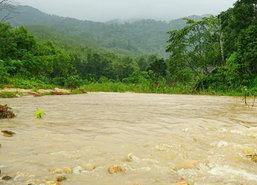 พัทลุงน้ำป่าคลี่คลาย-น้ำขังริมทะเลสาบสงขลายังท่วม5อ.
