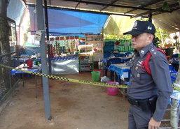 คืบยิงร้านอาหารลำปางพบรถคนร้ายที่ชิงหนีแล้ว