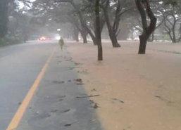 อุตุฯประกาศฉ.30ใต้ตอนล่างฝนหนักอ่าวไทยคลื่นแรง