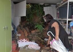 ระนองฝนตกชุกทำดินอุ้มน้ำสไลด์ทับบ้านพักคนงาน