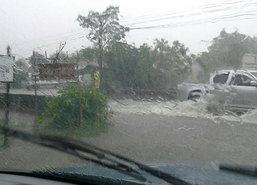 อุตุฯเตือนใต้ตอนล่างฝนตกหนักคลื่นแรงฉ.38