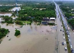 สสจ.เมืองคอนเผยทุกรพ.ยังเปิดปกติแม้น้ำท่วม