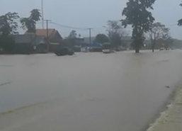 อุตุฯ เตือน ฉ.47 ภาคใต้ตอนบนฝนตกหนัก