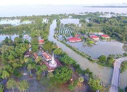 พัทลุงน้ำยังท่วม5อ.ริมทะเลสาบชาวบ้านเดือดร้อน