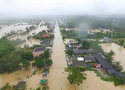 สปน.เปิดบัญชีรับบริจาคช่วยเหลือน้ำท่วมภาคใต้