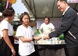 พม.ชวนเที่ยววันเด็กสถานสงเคราะห์เด็กหญิงบ้านราชวิถี