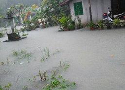 อธิบดีกรมอุตุฯห่วงพื้นที่น้ำท่วมขัง