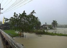 อุตุฯเผยใต้ยังมีฝนต่อเนื่อง-ไทยตอนบนเย็น
