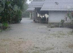 อุตุฯฉ.22ฝนตกหนักภาคใต้-อ่าวไทยคลื่นลมแรง