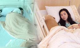 เบลล่า ราณี วูบกลางกองถ่าย หามส่งโรงพยาบาลแอดมิทด่วน