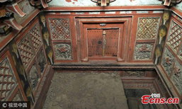 ไม่คาดคิด! พบหลุมฝังศพราชวงศ์ซ่งที่บ้านชาวนาในซานซี