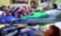 เร่งหาสาเหตุ คนไข้เด็กรพ.อินเดีย ตาย 42 ราย ภายใน 48 ชม.