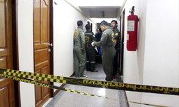 หนุ่มสาวยิงหัวดับคู่ในหอพัก ค้นเจออุปกรณ์เสพยาในที่เกิดเหตุ