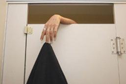 ภัยโจรห้องน้ำห้าง ฉกกางเกง ตอนเหยื่อปลดทุกข์