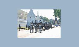 ขบวนกองทหารม้า (ริ้วขบวนที่ ๖)