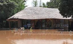 ต้องสั่งปิด! รร.นานาชาติชื่อดังเชียงใหม่ ถูกน้ำพัดเสียหายกว่า 40 ล้าน