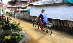 คนนนทบุรีเชื่อ รับมือน้ำเจ้าพระยาได้ หลังน้ำทะเลหนุนต่ำลง 70 ซม.