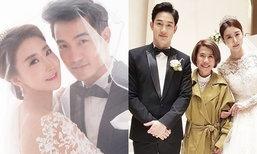 อ้วน รังสิต แต่งงานควงคู่แฟนสาว พิธีหวานชื่น ณ เกาหลี