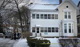 ฆาตกรรมสยอง บุกปาดคอครอบครัวเลสเบี้ยน 4 ศพที่นิวยอร์ก
