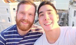 เขื่อน ภัทรดนัย เปิดใจข่าวหนุ่มข้างกาย บอกเราสองคนมีความสุขดี