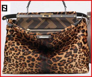 กระเป๋าถือยี่ห้อเฟนดิ ลายเสือ คอลเลคชั่นใหม่ล่าสุด
