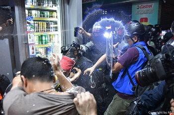 ประท้วงฮ่องกง 21 กันยายน 2019