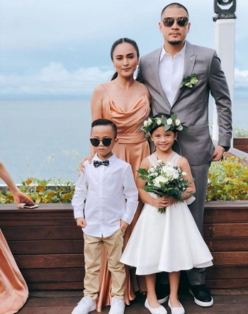 นานา ไรบีนา และครอบครัว