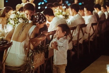 เจนี่ - มิกกี้ แต่งงาน