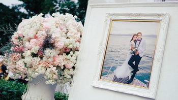 ยุ้ย ธัญญ์ แต่งงาน